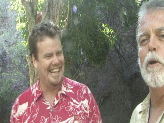 Jason with ANGUS McKELVEY