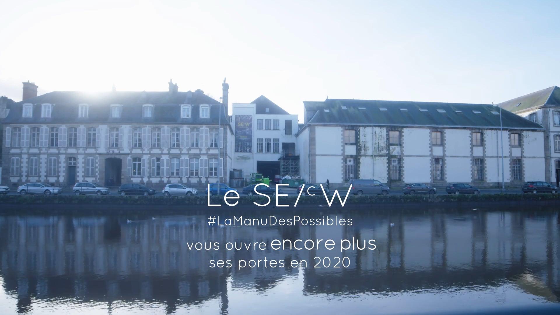 SE/cW Vidéo de vœux 2020