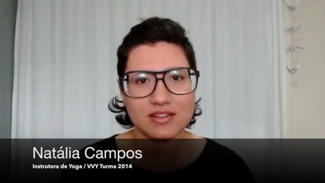 Depoimento Natália Campos