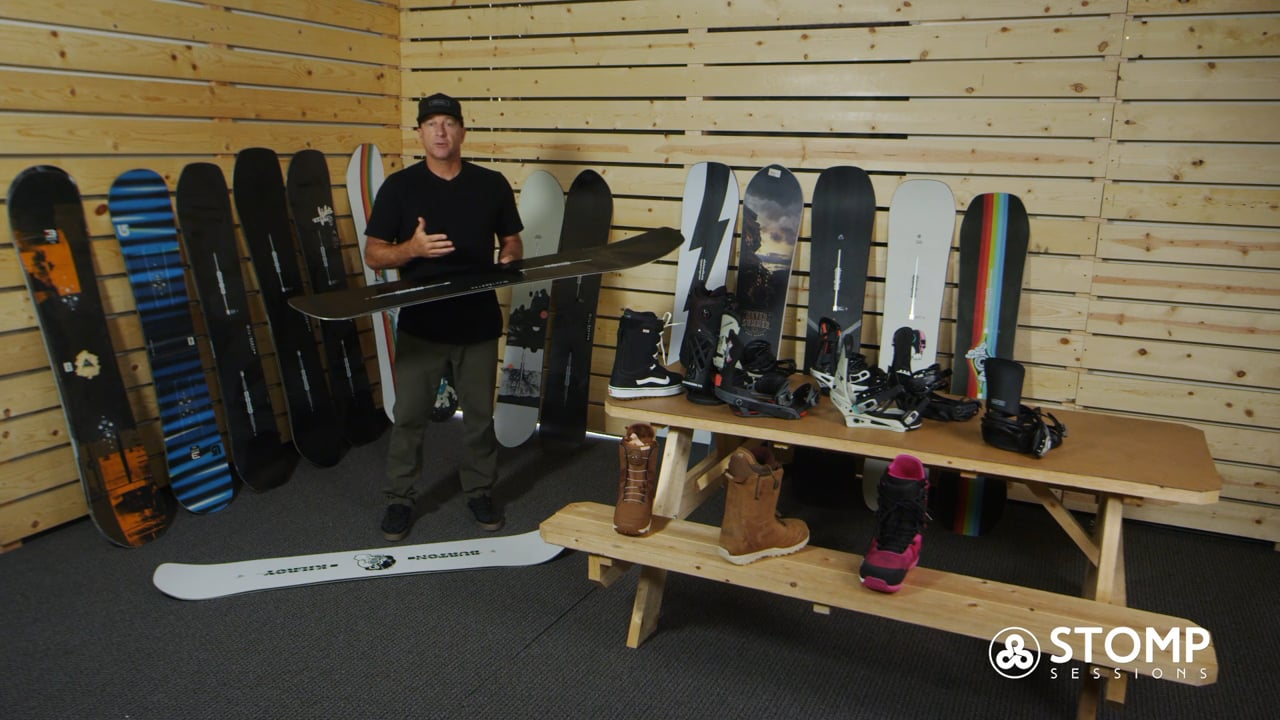 Twin Tip vs. Directional Snowboards Pro Tutorial Videos