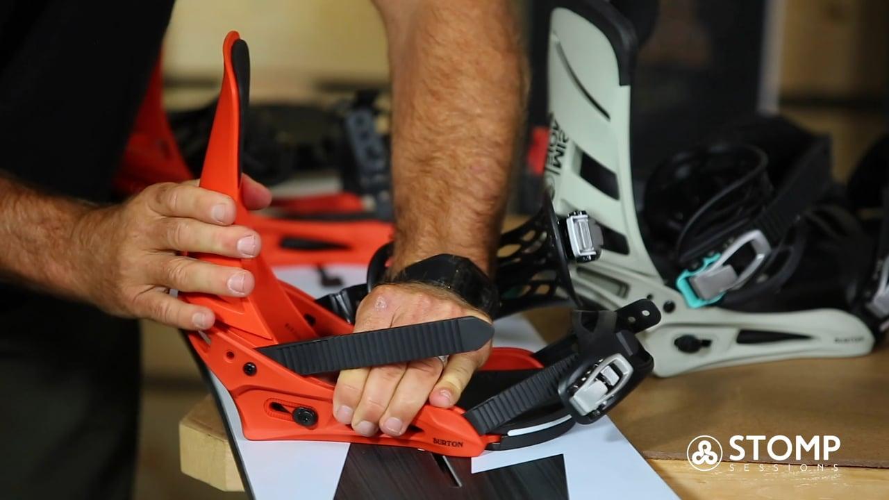 Bindings: Hi-Back Forward Lean/Rotation Pro Tutorial Videos