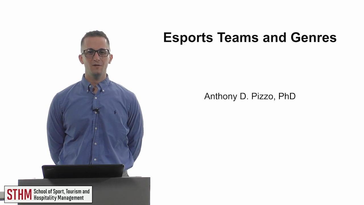 61910Esports Teams and Genres