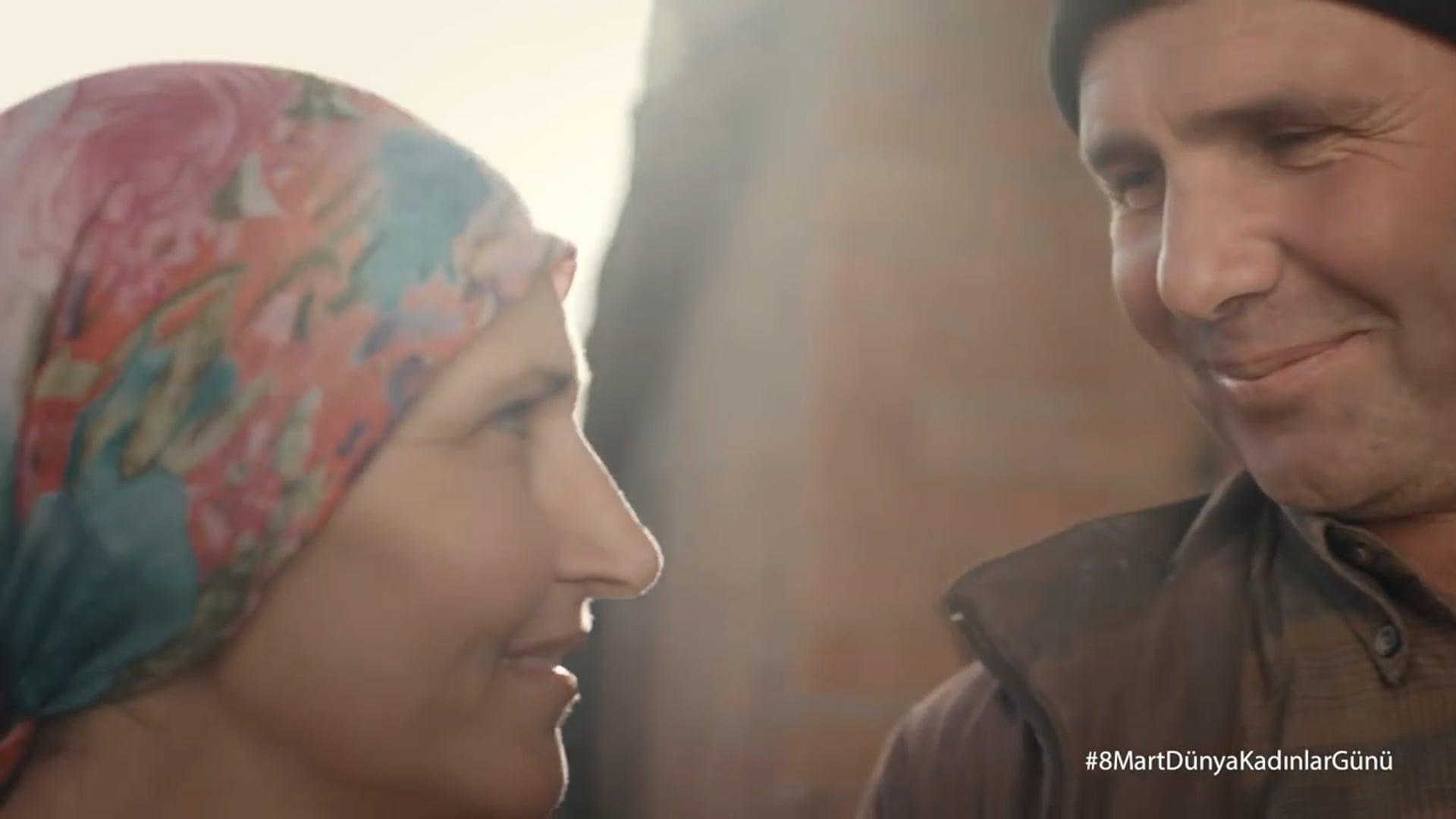 """Director:Sinema Cezayirli -FILLI BOYA- Women's Day""""All Together*#8MartDünyaKadınlarGünü #AncaBeraber"""