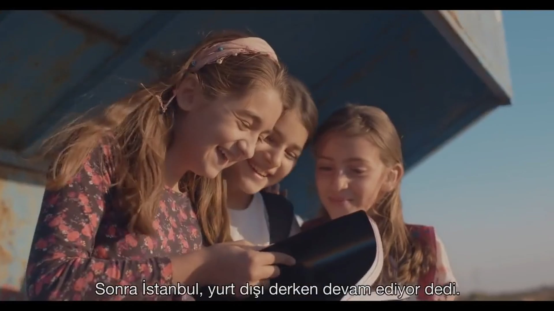 Director: Sinem Cezayirlir-TURKCELL - SİVRİCE DREAM