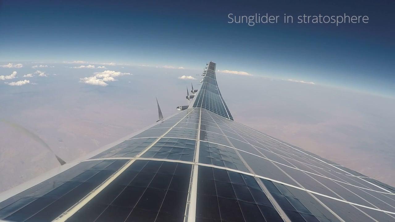 HAPS Mobile - Sunglider Test Flight