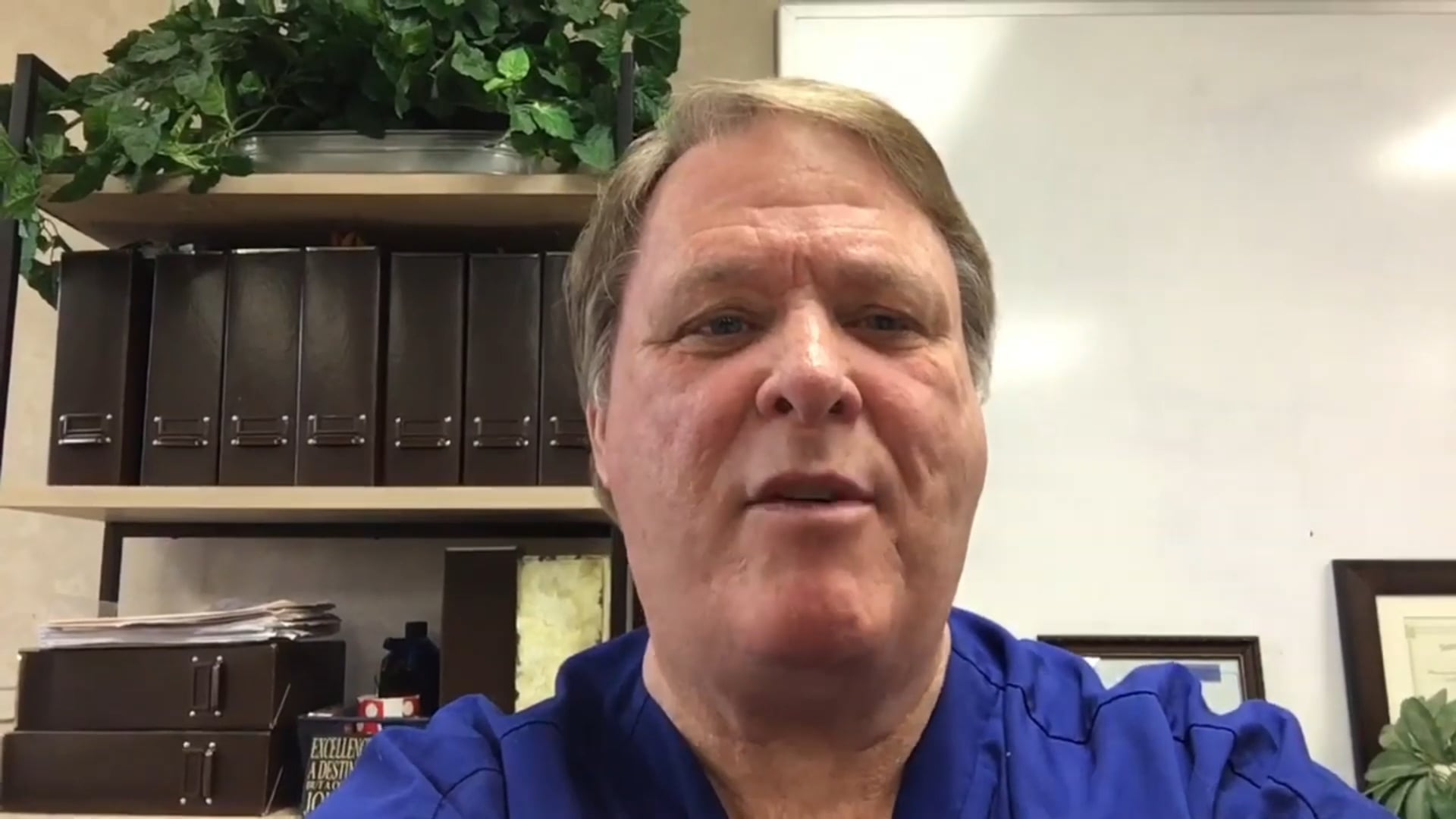 Dr. Mark video