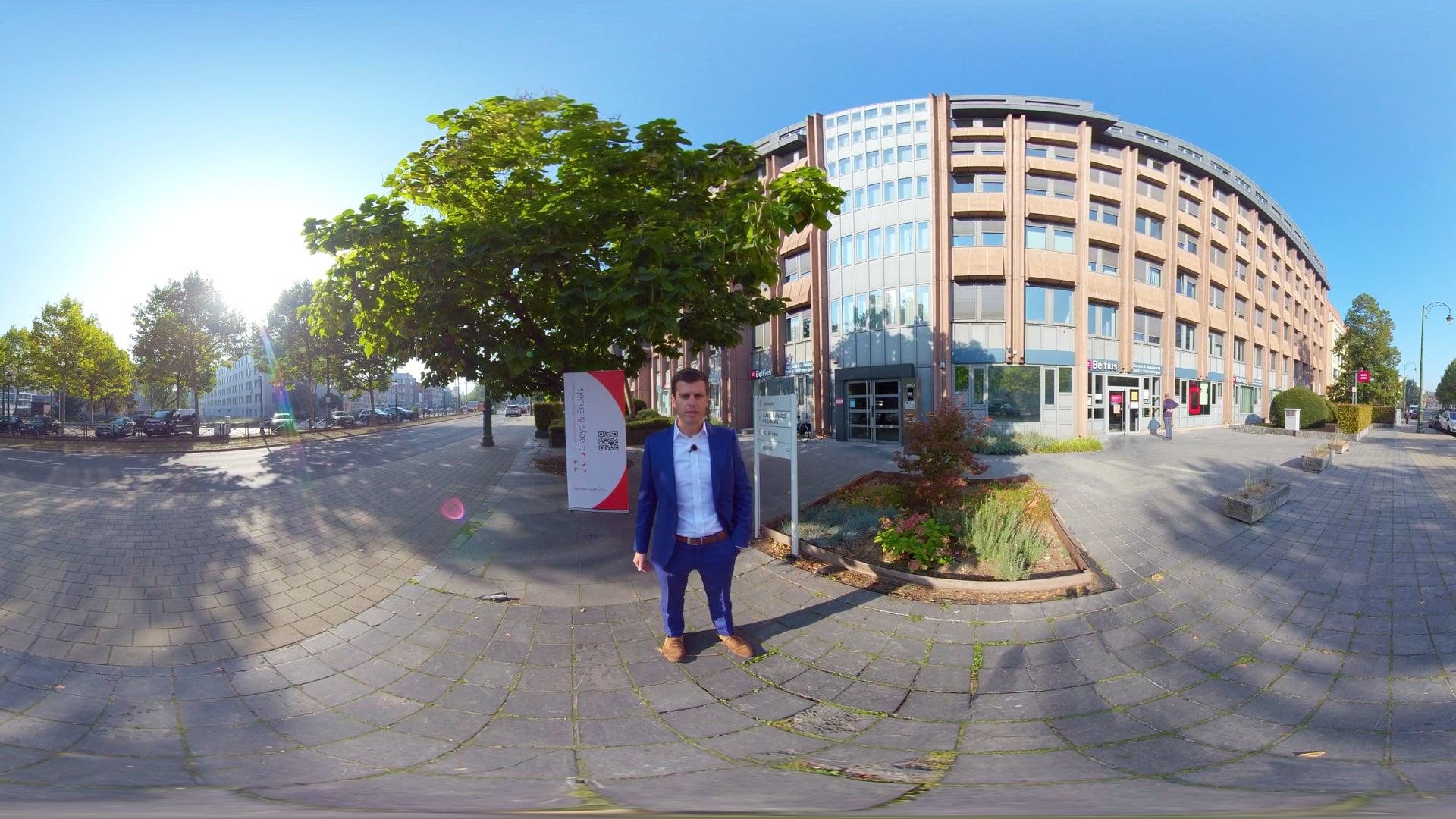 Claeys & Engels - 360° VR video