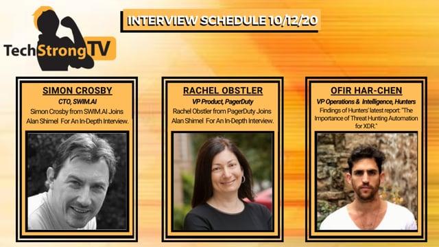 TechStrong TV - October 12, 2020