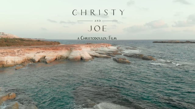 Christy and Joe CapStGeorge Wedding Trailer