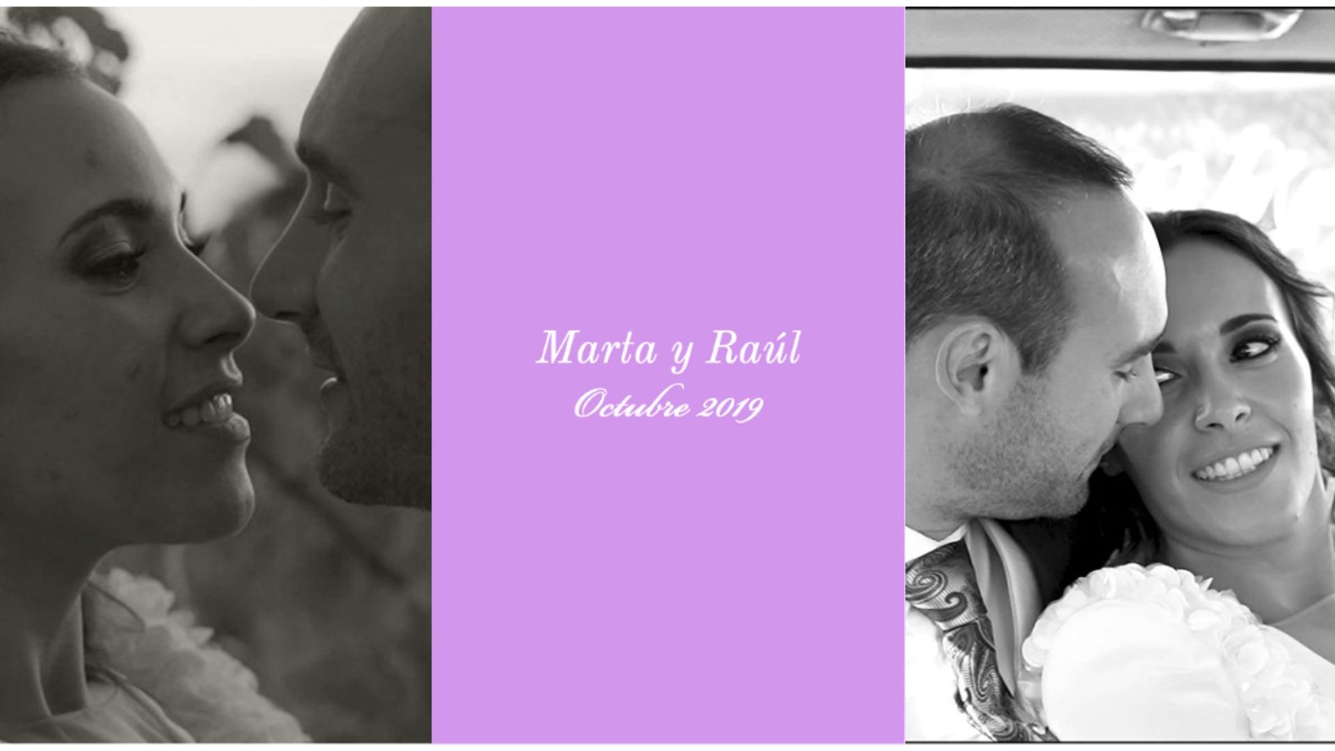 Trailer Boda Marta y Raul
