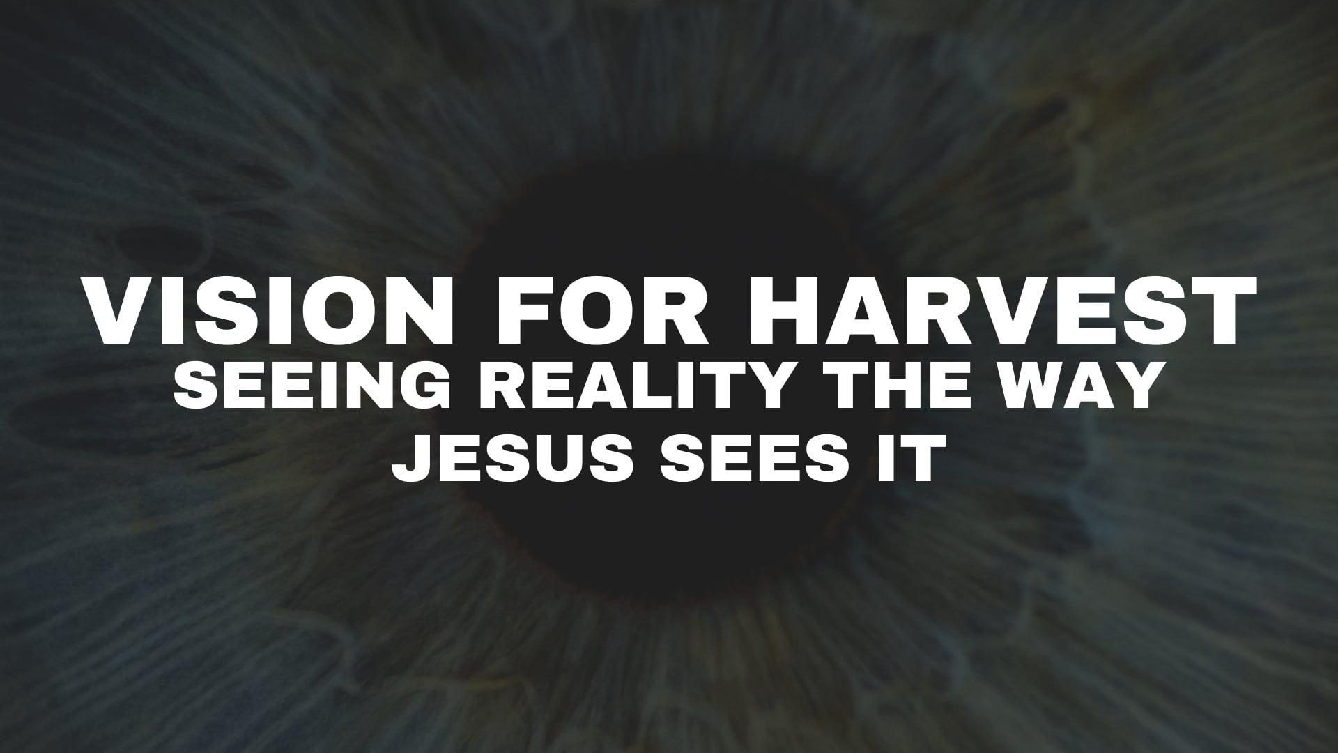 Vision For Harvest - October 11, 2020