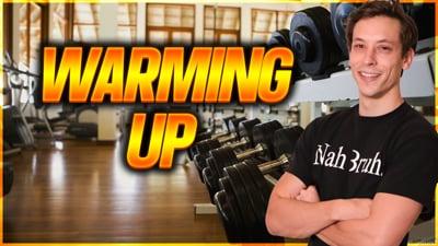 Episode 8: Warming up