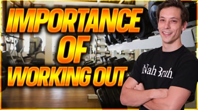 Episode 9: Importance Of Working Out