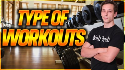 Episode 10: Type of Workouts