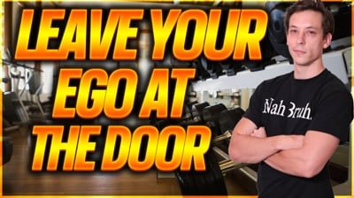 Episode 14: Leave Your Ego At The Door