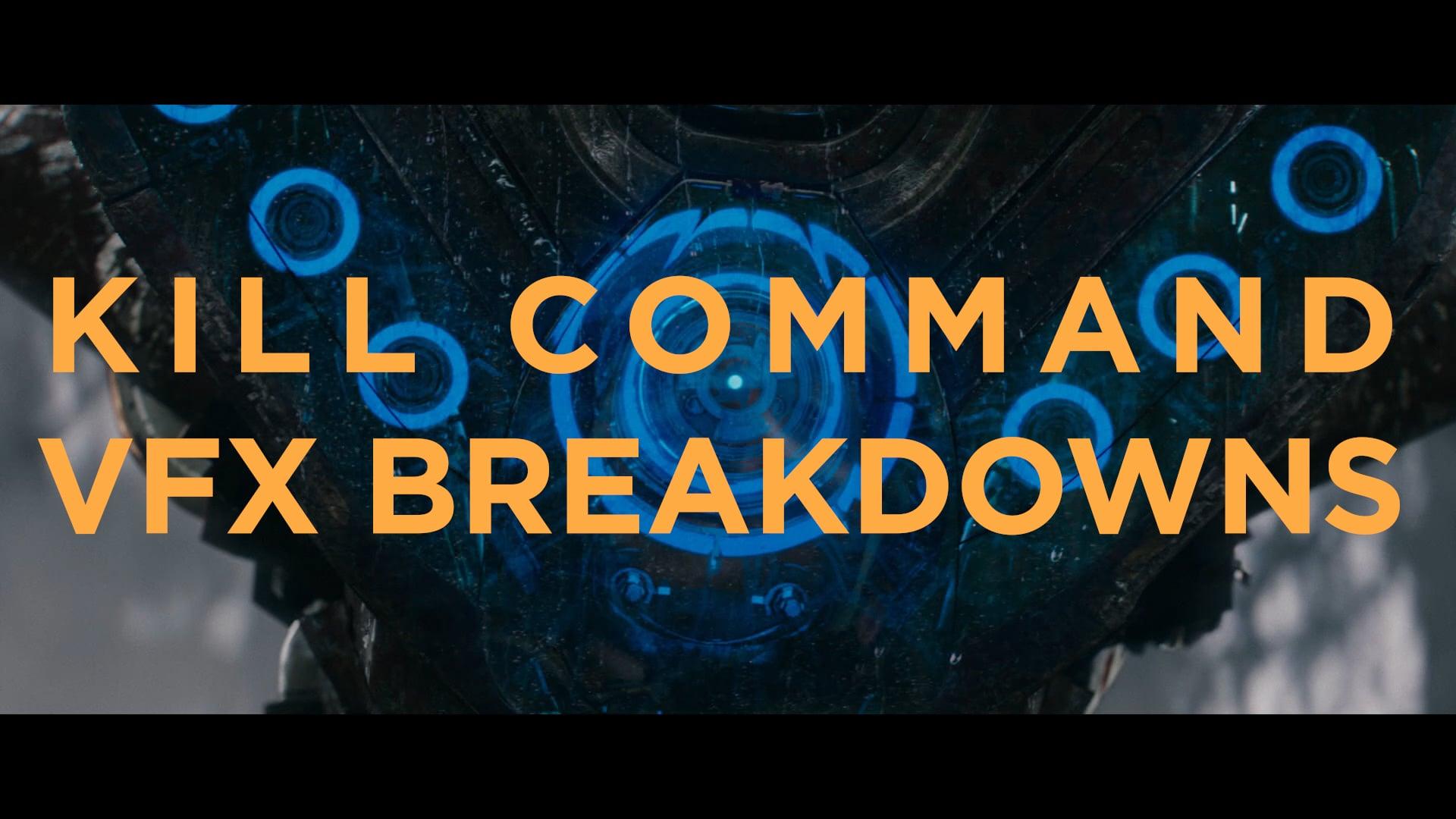Kill Command | VFX Breakdown | BANDITO