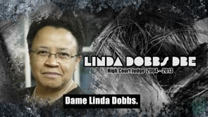 The First Black High Court Judge