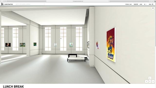 2020 CIA Staff Art Show: Lunch Break