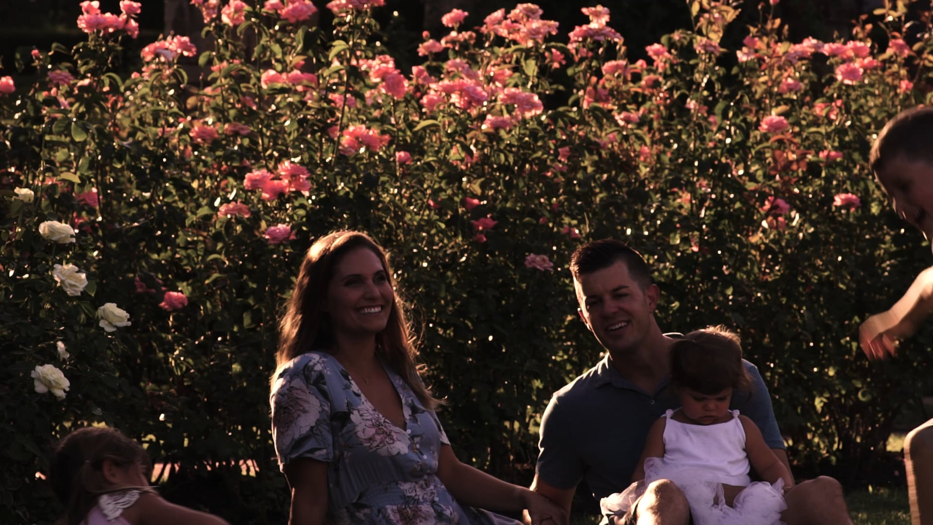 Rose Garden Family