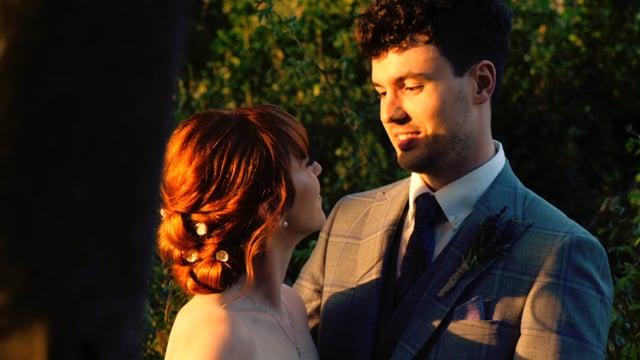 Lauren & Dexter's Hever Castle Wedding Highlights