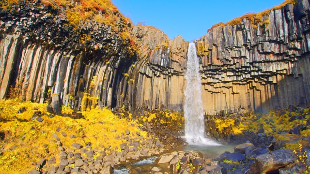 Waterfalls of Iceland 4K HDR - Part #3