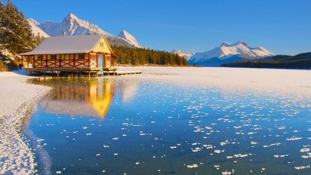 Winter Beauty of Canada
