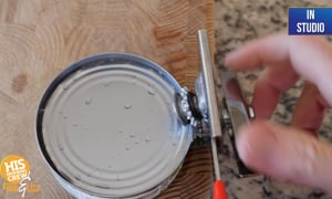Wait? We've been using our can opener the WRONG way??