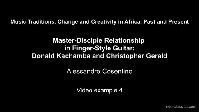 Cosentino – Video Example 4