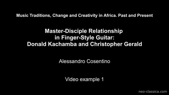 Cosentino – Video example 1