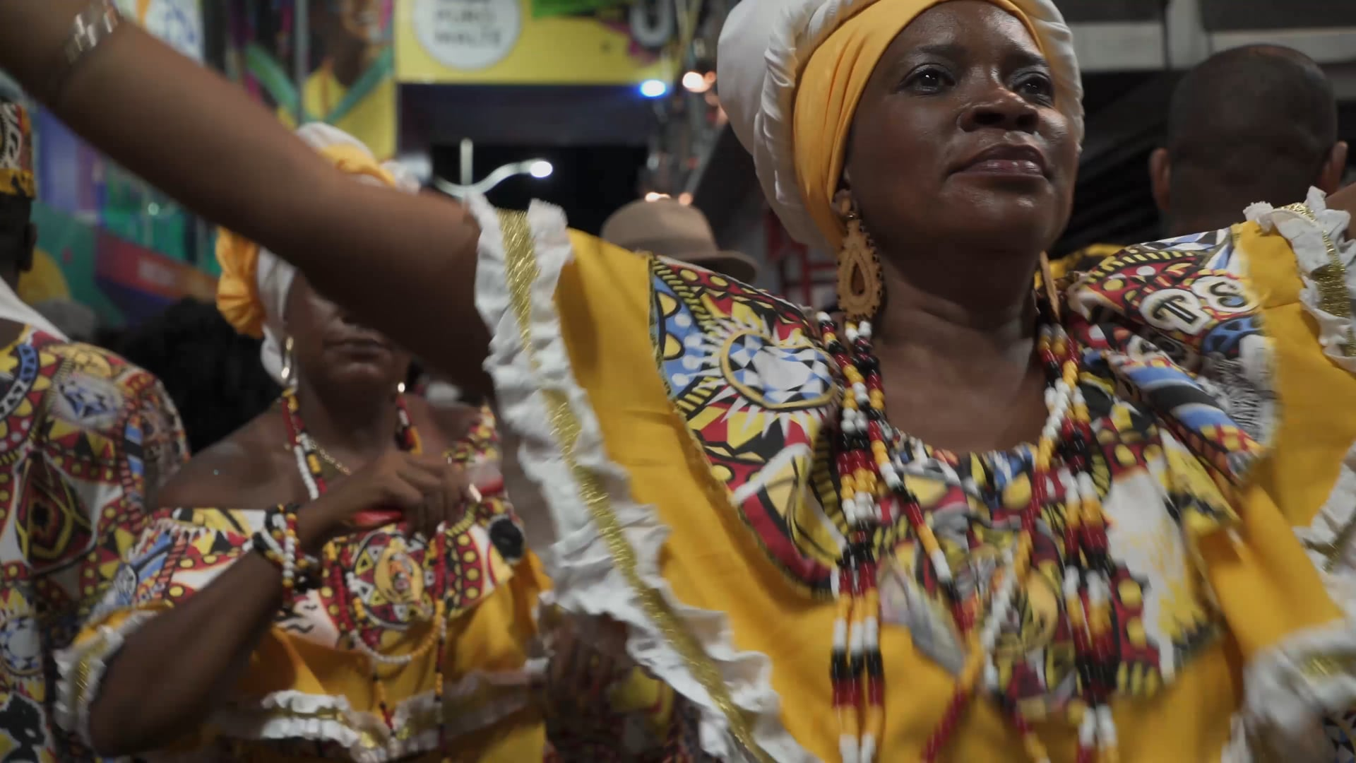 Samba de Santo, resistência afro-baiana | Trailer