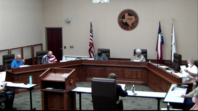 10-12-2020 Council Meeting
