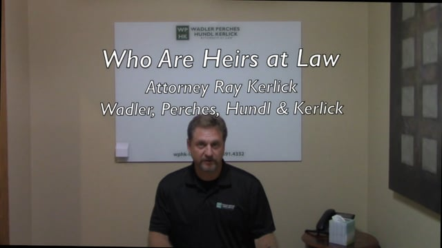 Who Are Heirs at Law in Texas - Estate Planning Attorneys - Fulshear