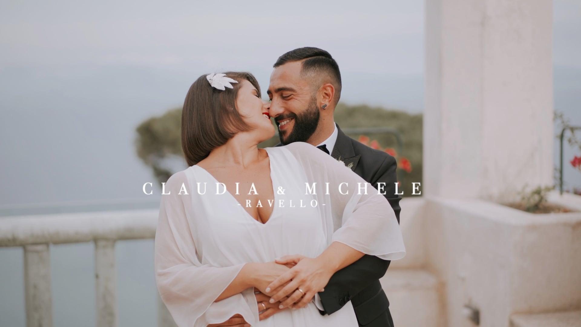 Claudia & Michele // Wedding in Ravello
