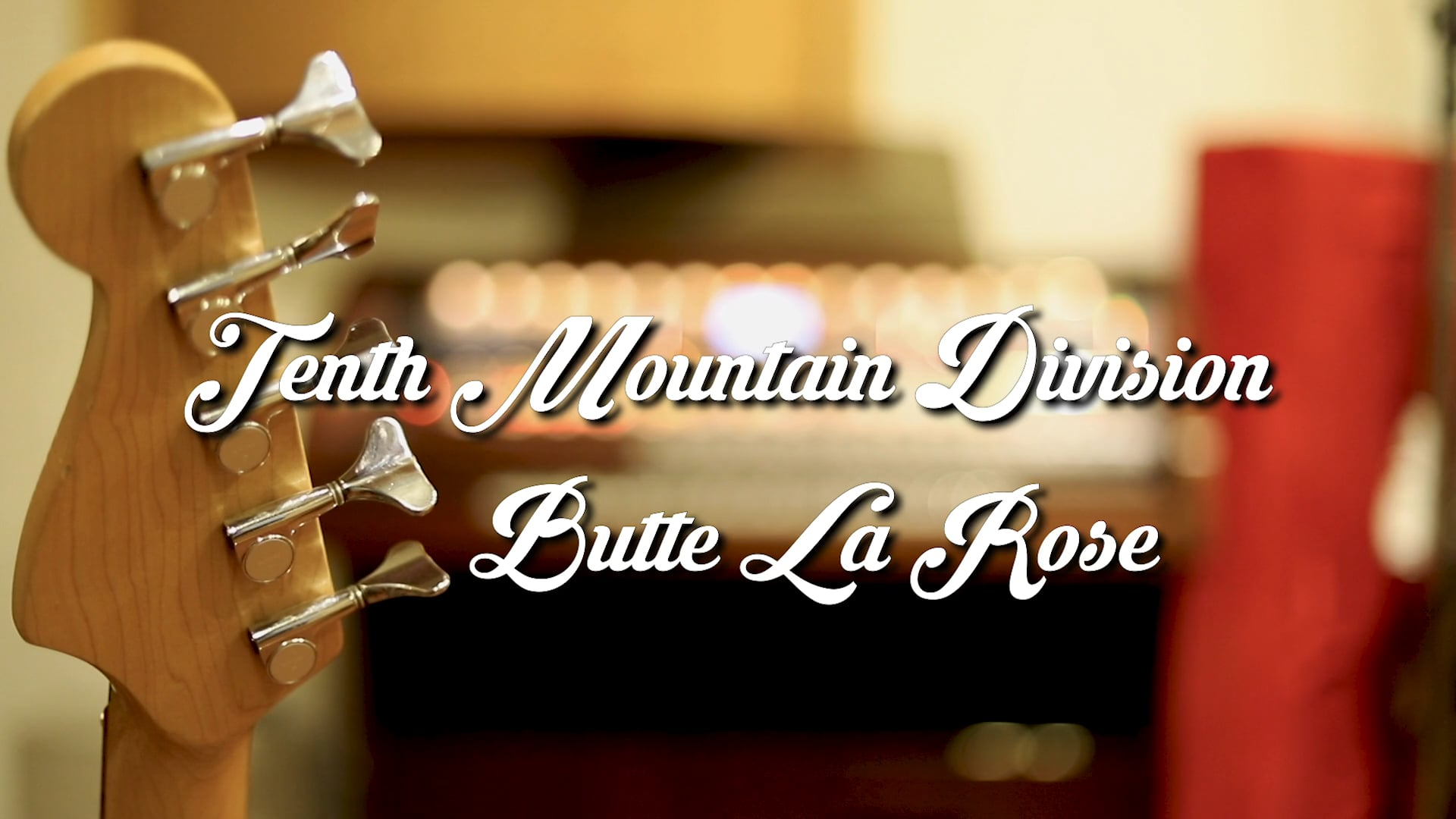 The Making of Butte La Rose