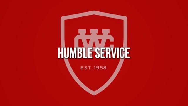 Humble Service
