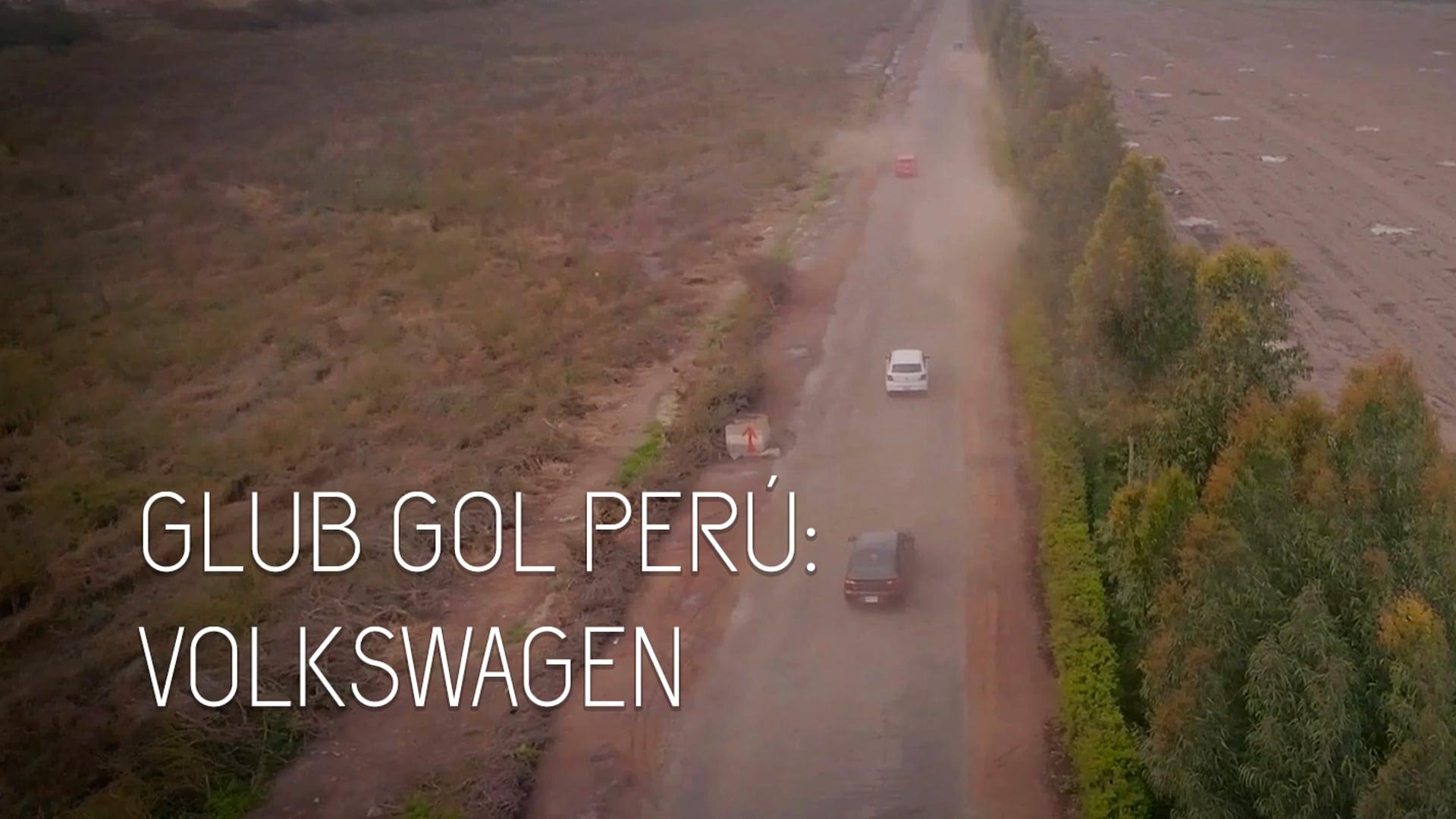 Club VolksWagen Gol Perú
