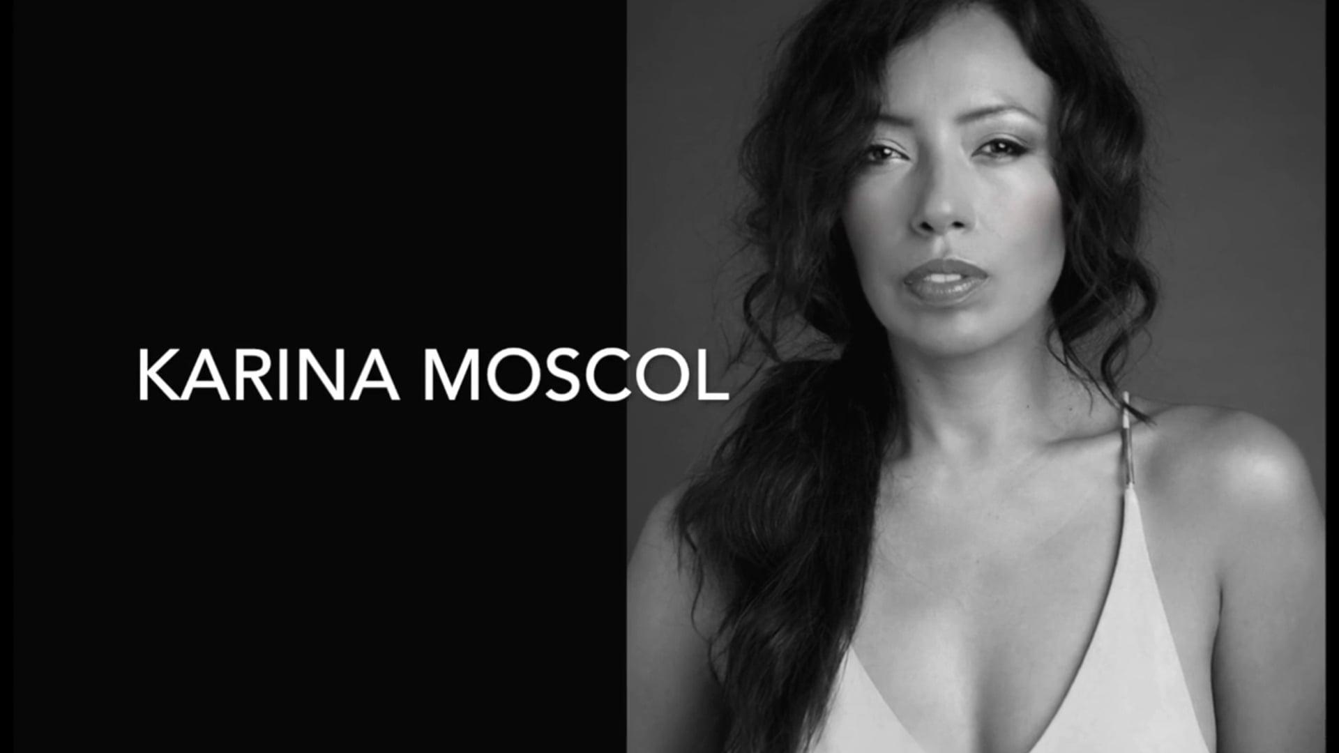 Karina Moscol - Actriz  -Reel  2021