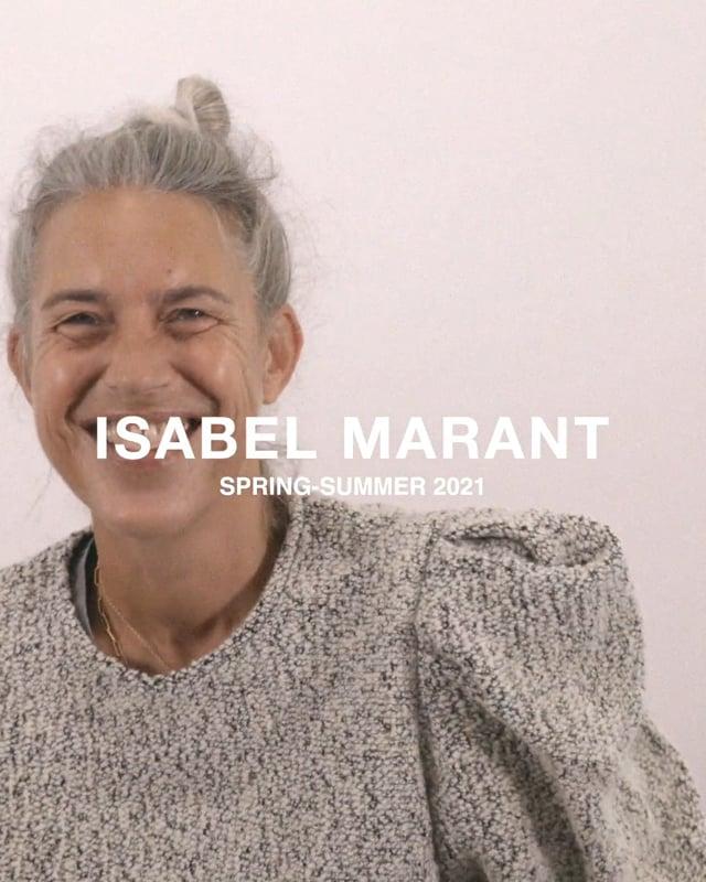 Isabel Marant Teaser Show - Julien Gallico Studio