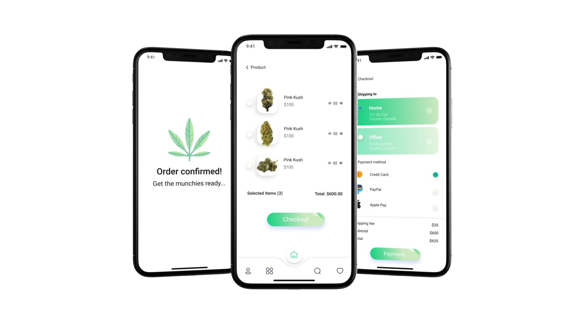 Green Leaf Cannabis