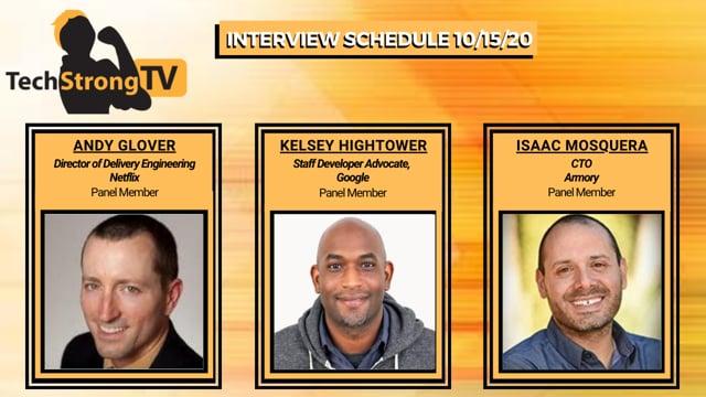 TechStrong TV - October 15, 2020