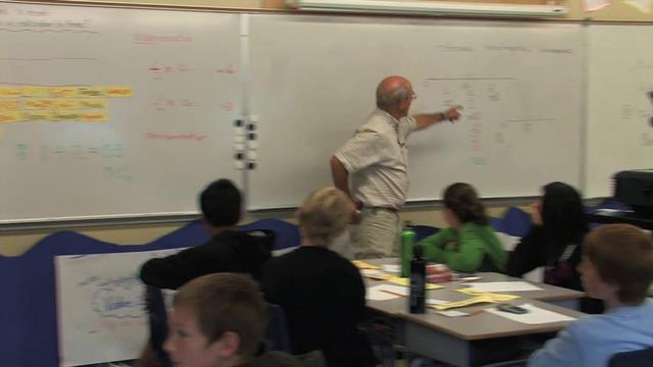 Grade 7 - Teaching the Principles of Equation Solving