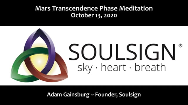 Mars Transendece Phase Meditation