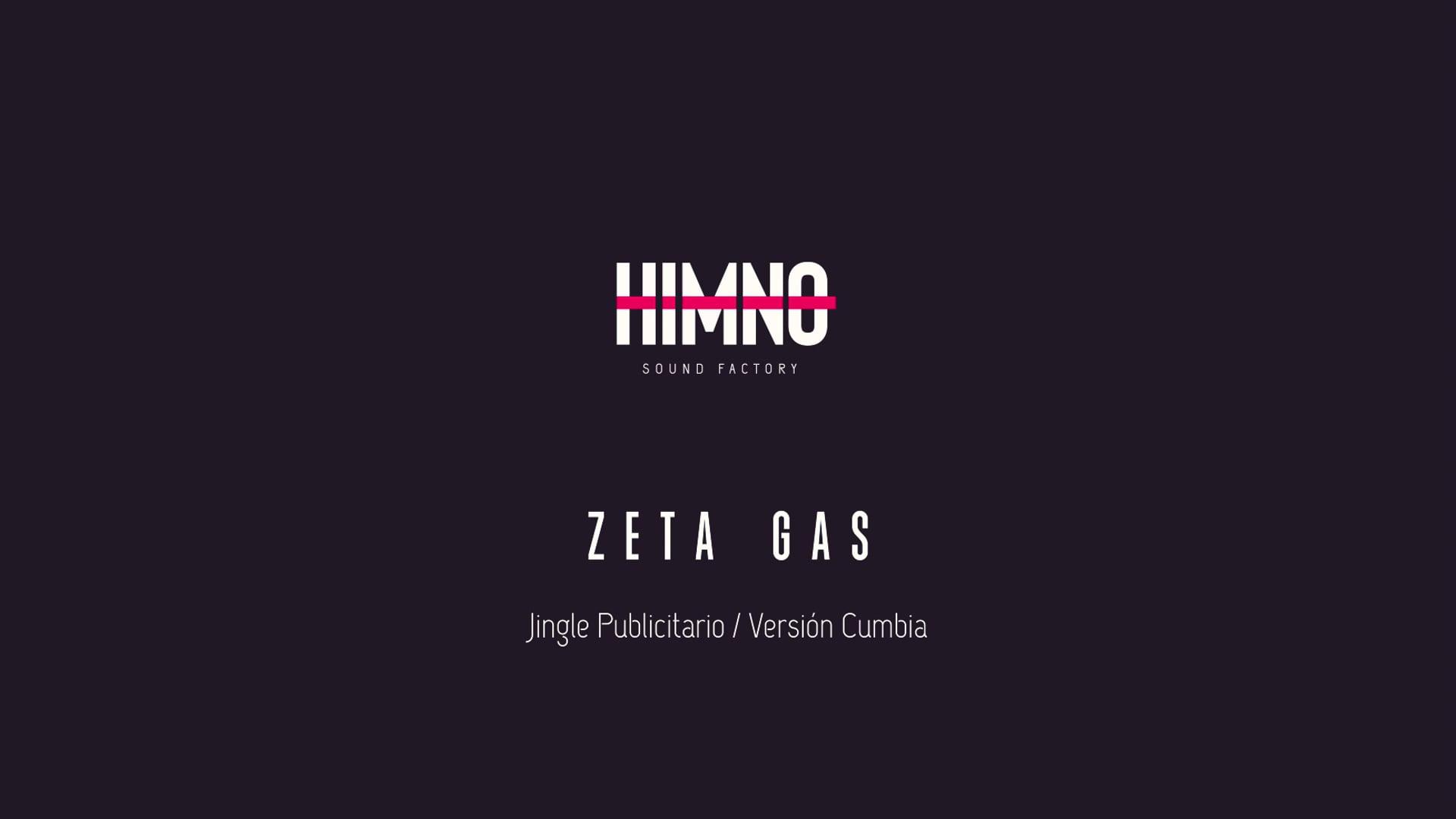 Zeta Gas Cumbia