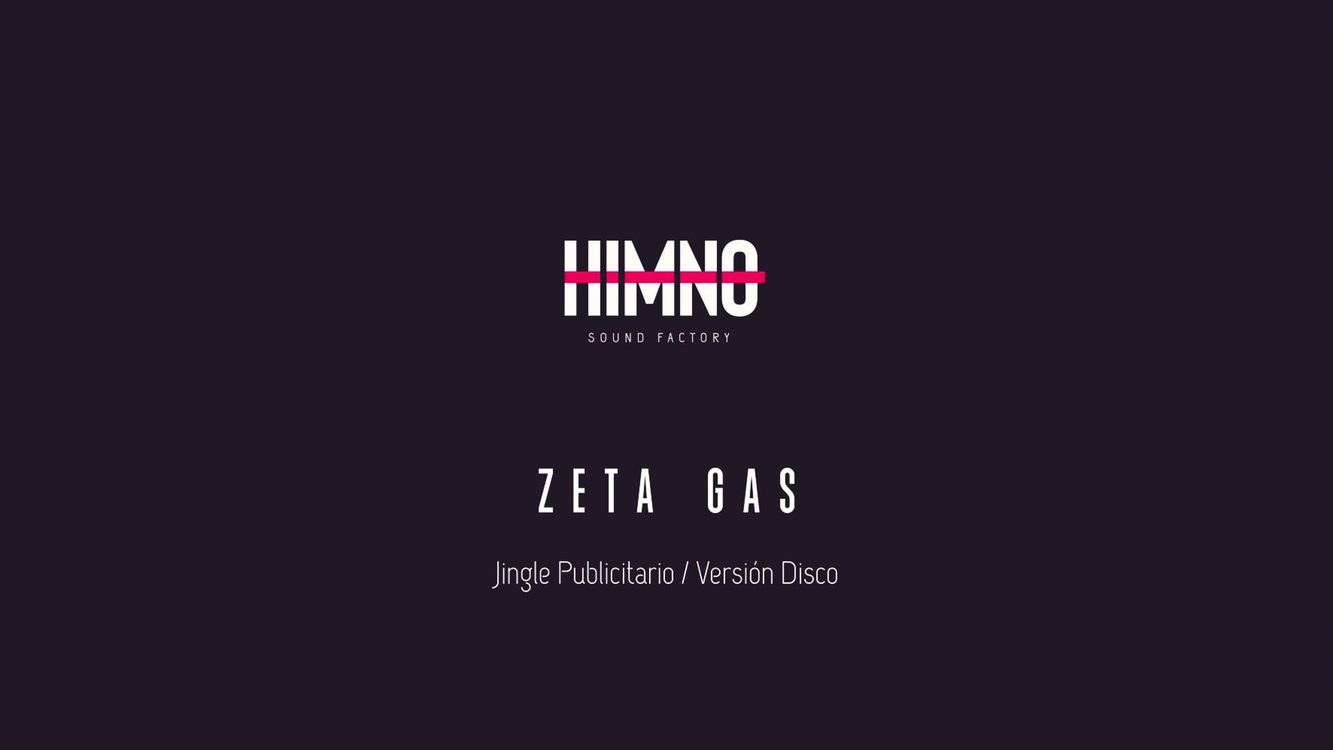 Zeta Gas Disco
