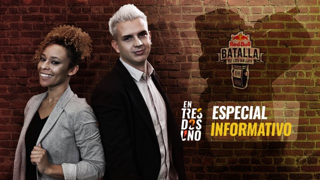 Especial informativo Red Bull Batalla de los Gallos