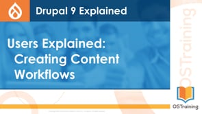 Creating Content Workflows