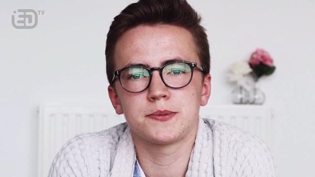 De GazED - Emile Jacobs: transgender
