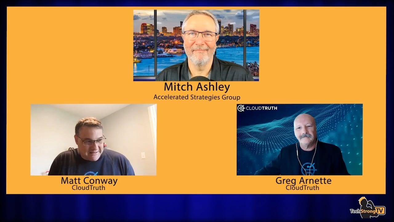 Greg Arnette and Matt Conway, TruthCloud