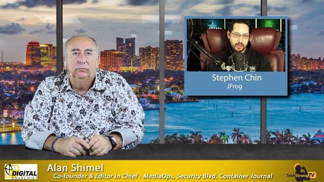 Stephen Chin - TechStrong TV