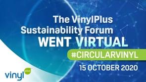 VinylPlus Sustainability Forum 2020 – recap Thumbnail